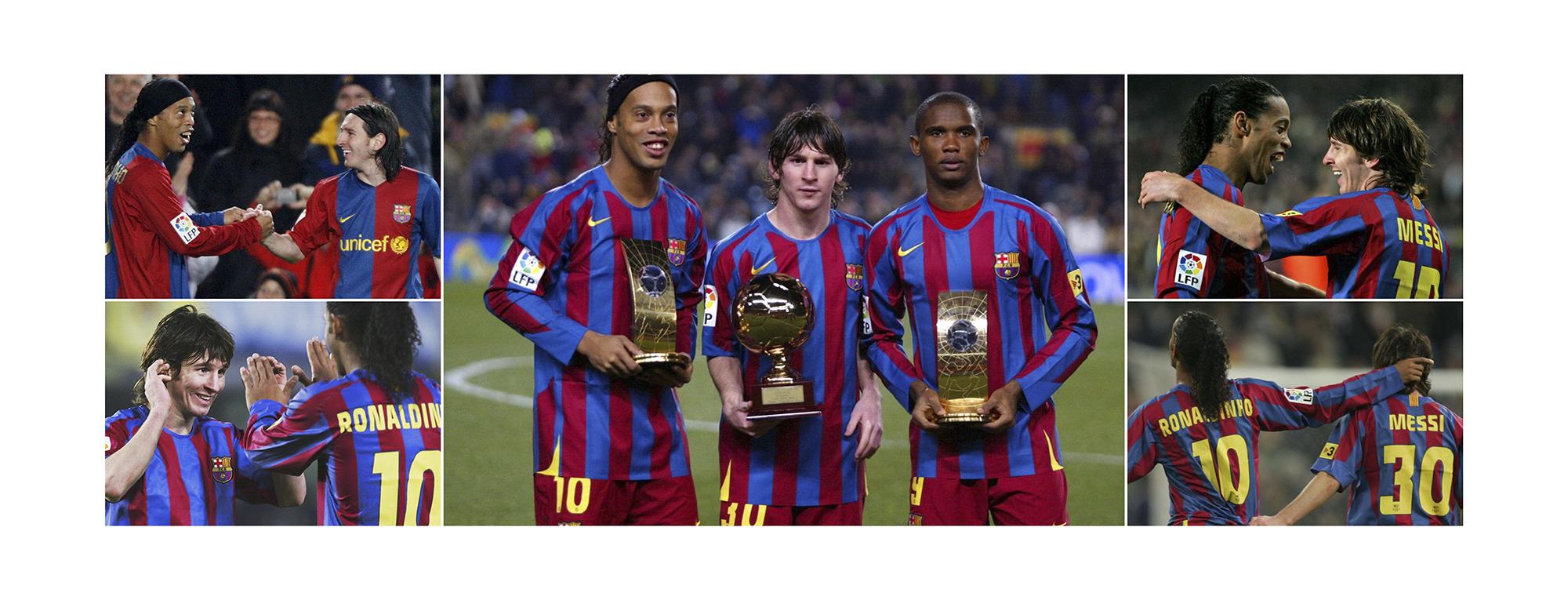 Bóng đá là hành trình thỏa niềm vui: Thế giới từng có một Ronaldinho như thế - Ảnh 19.