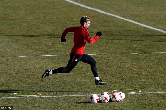 """Diego Costa """"hùng hục"""" tập luyện chờ ngày tái xuất - Ảnh 4."""