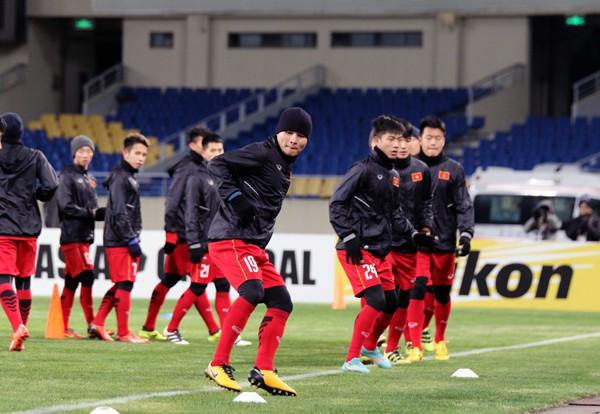 Lịch thi đấu và trực tiếp bóng đá U23 châu Á 2018, ngày 11/01: U23 Việt Nam chạm trán U23 Hàn Quốc - Ảnh 1.