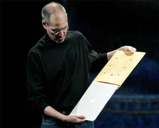 10 năm ngày Steve Jobs thay đổi tương lai của laptop trên toàn cầu - Ảnh 1.