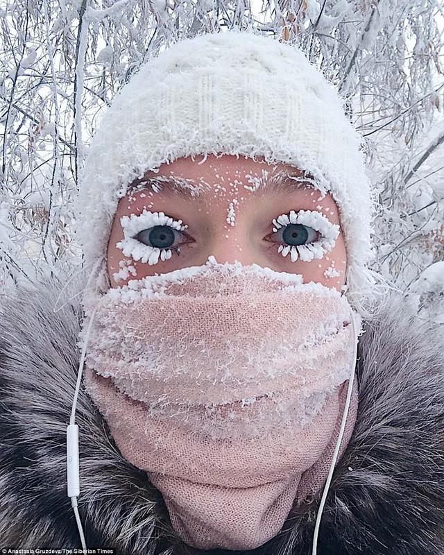 Nơi lạnh nhất thế giới khiến nhiệt kế cũng... vỡ tung vì quá lạnh - Ảnh 1.