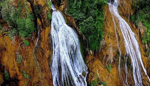 Thác nước cao 120m đẹp đến mê hồn ở xứ Nghệ - Ảnh 12.