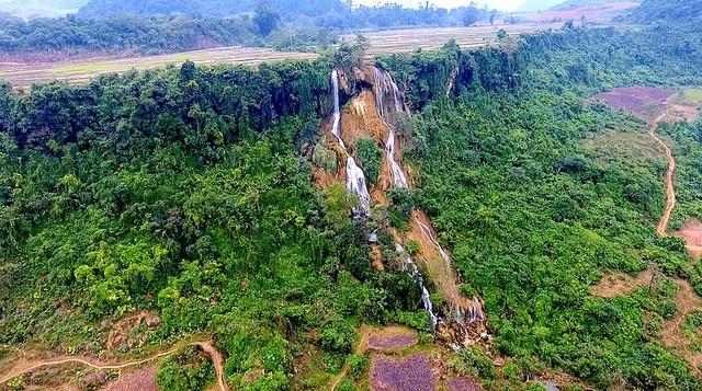 Thác nước cao 120m đẹp đến mê hồn ở xứ Nghệ - Ảnh 13.