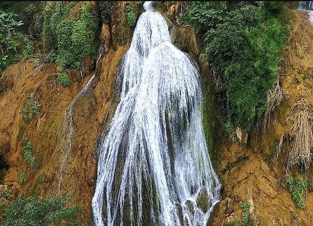 Thác nước cao 120m đẹp đến mê hồn ở xứ Nghệ - Ảnh 14.