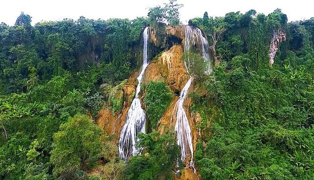 Thác nước cao 120m đẹp đến mê hồn ở xứ Nghệ - Ảnh 15.