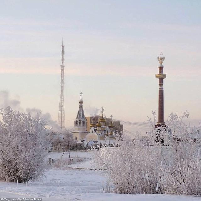 Nơi lạnh nhất thế giới khiến nhiệt kế cũng... vỡ tung vì quá lạnh - Ảnh 3.