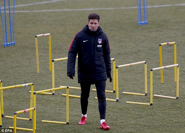 """Diego Costa """"hùng hục"""" tập luyện chờ ngày tái xuất - Ảnh 6."""