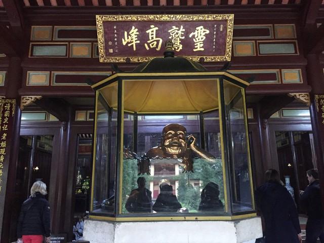 Vẻ đẹp ngôi chùa hơn 400 năm tuổi cổ nhất xứ Huế - Ảnh 4.