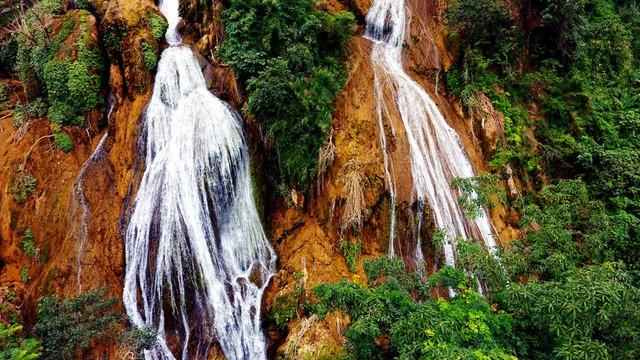 Thác nước cao 120m đẹp đến mê hồn ở xứ Nghệ - Ảnh 7.