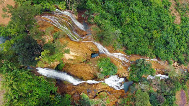 Thác nước cao 120m đẹp đến mê hồn ở xứ Nghệ - Ảnh 10.