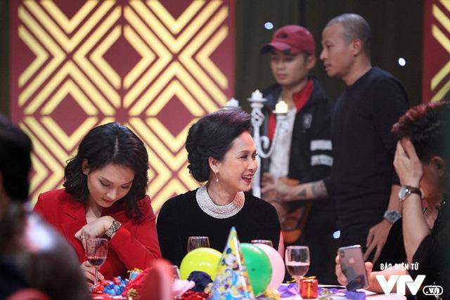 Khi cặp mẹ chồng - nàng dâu hot nhất màn ảnh Việt hội ngộ - Ảnh 2.