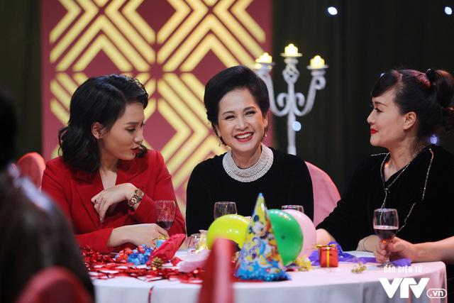 Khi cặp mẹ chồng - nàng dâu hot nhất màn ảnh Việt hội ngộ - Ảnh 3.