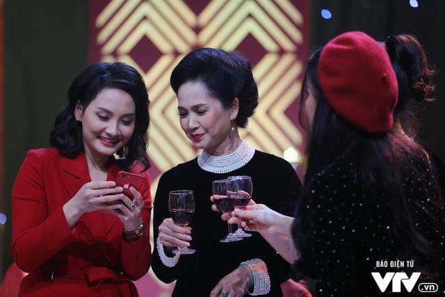 Khi cặp mẹ chồng - nàng dâu hot nhất màn ảnh Việt hội ngộ - Ảnh 6.