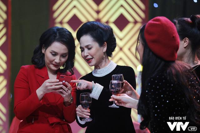 Khi cặp mẹ chồng - nàng dâu hot nhất màn ảnh Việt hội ngộ - Ảnh 7.