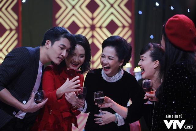 Khi cặp mẹ chồng - nàng dâu hot nhất màn ảnh Việt hội ngộ - Ảnh 9.