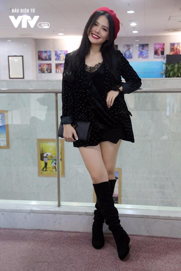 Cô nàng cá tính Phanh Lee chia sẻ bí quyết mặc đẹp - Ảnh 1.