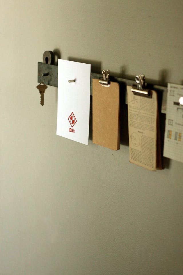 Ý tưởng thiết kế để tận dụng khoảng tường trống hợp lý - Ảnh 3.
