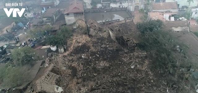 Nổ lớn ở Bắc Ninh: Vẫn chưa hết nguy hiểm, đạn 15.5 cm được phát hiện ở một kho khác - Ảnh 13.