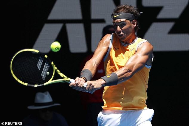 Nadal chiến thắng ngày ra quân Giải Australia mở rộng 2019 - Ảnh 2.