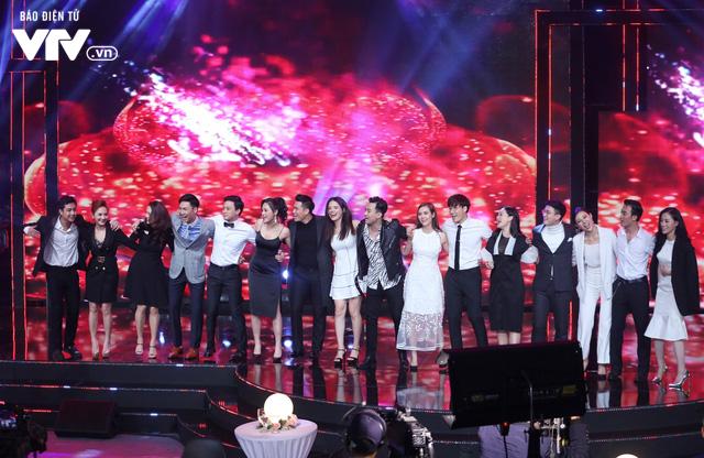 16 diễn viên hot nhất vũ trụ điện ảnh VTV quẩy tưng bừng ở chương trình Tết - Ảnh 9.