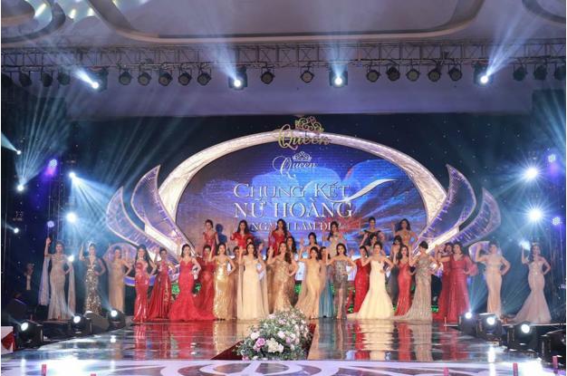 Gặp gỡ nữ giám đốc xinh đẹp người tạo nên cuộc thi Queen Beauty 2019 - Ảnh 2.