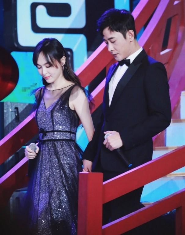 Đường Yên - La Tấn ngọt ngào sau đám cưới lãng mạn - Ảnh 5.