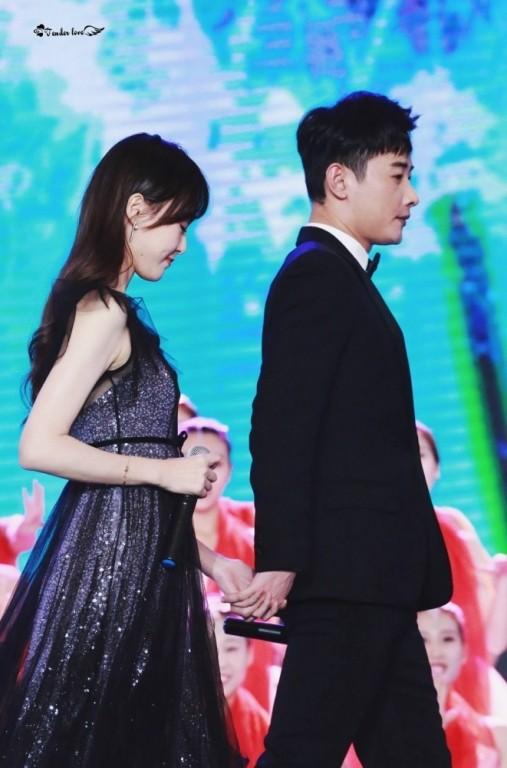 Đường Yên - La Tấn ngọt ngào sau đám cưới lãng mạn - Ảnh 6.