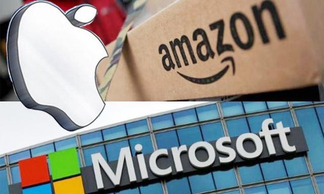 Microsoft vượt mặt Apple trở thành công ty có giá trị nhất thế giới - Ảnh 1.