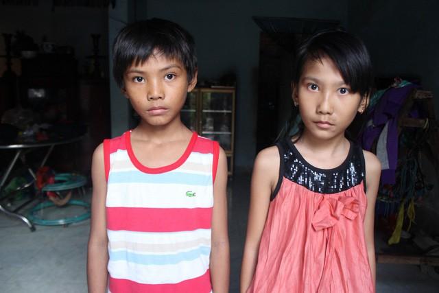 Mẹ mất, cha bỏ đi, 4 con nhỏ sống lay lắt từng ngày - Ảnh 3.