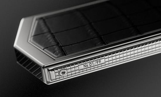 Chiêm ngưỡng phiên bản thanh kiếm Viking của Nokia 6500 - Ảnh 5.