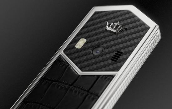 Chiêm ngưỡng phiên bản thanh kiếm Viking của Nokia 6500 - Ảnh 6.