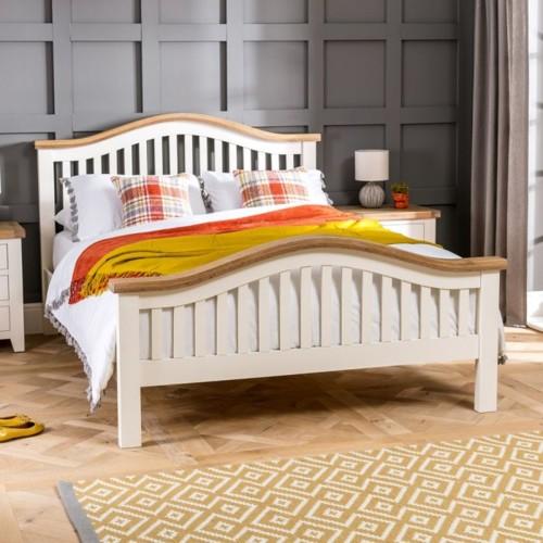 Giường ngủ đơn giản tiết kiệm diện tích - Ảnh 5.