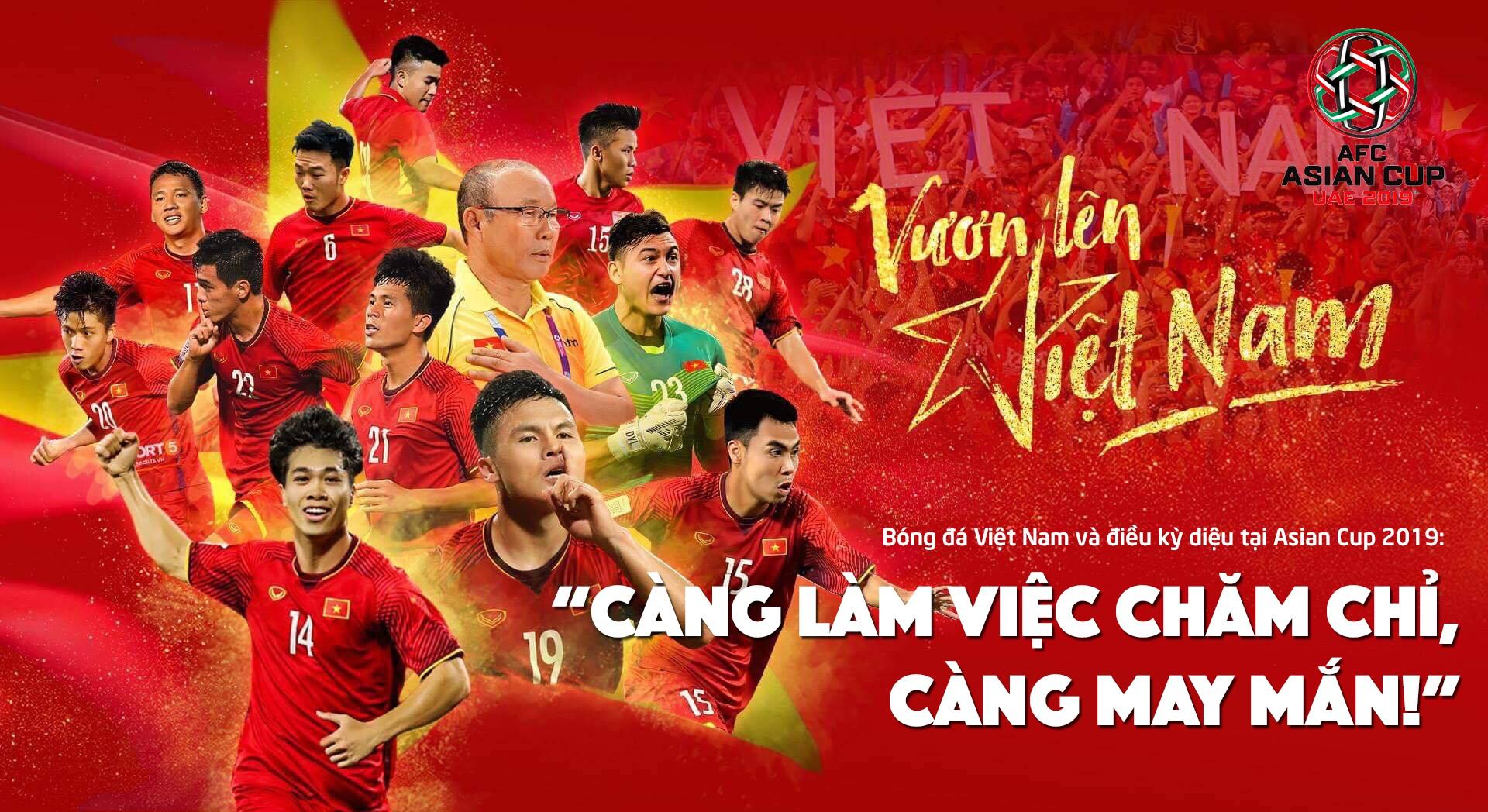 ... một bài viết được đăng trên tờ ESPN, cây bút John Duerden cho biết Singapore, Malaysia, Philippines có thể học hỏi từ sự tiến bộ của bóng đá Việt Nam.