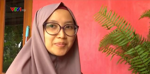 Cô gái đi tiên phong trong lối sống không rác thải tại Indonesia - Ảnh 1.