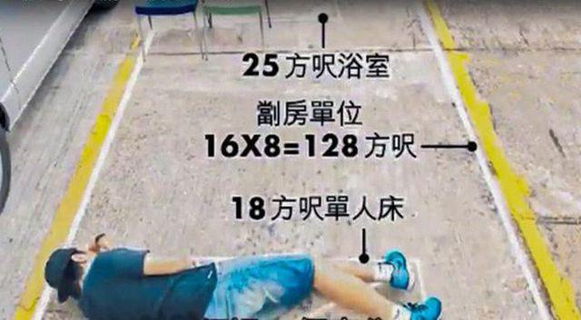 Căn hộ ở Hong Kong có giá hơn 8,4 tỷ đồng chỉ bằng... bãi đậu xe nhỏ - Ảnh 2.