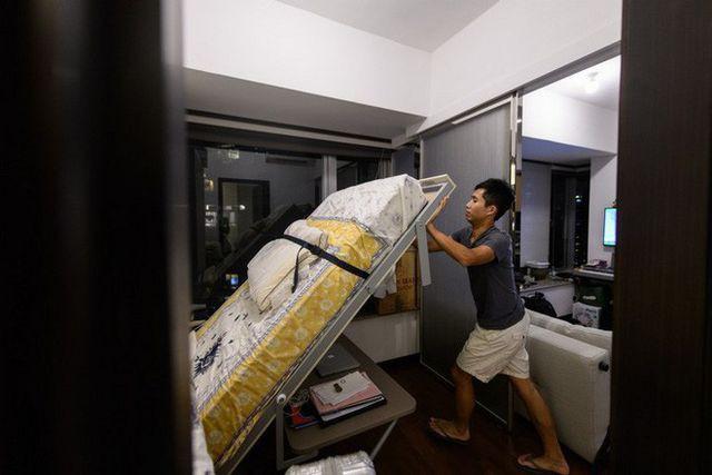 Căn hộ ở Hong Kong có giá hơn 8,4 tỷ đồng chỉ bằng... bãi đậu xe nhỏ - Ảnh 3.