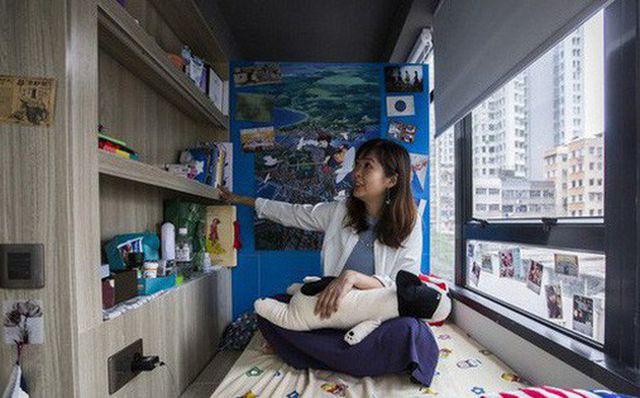 Căn hộ ở Hong Kong có giá hơn 8,4 tỷ đồng chỉ bằng... bãi đậu xe nhỏ - Ảnh 4.