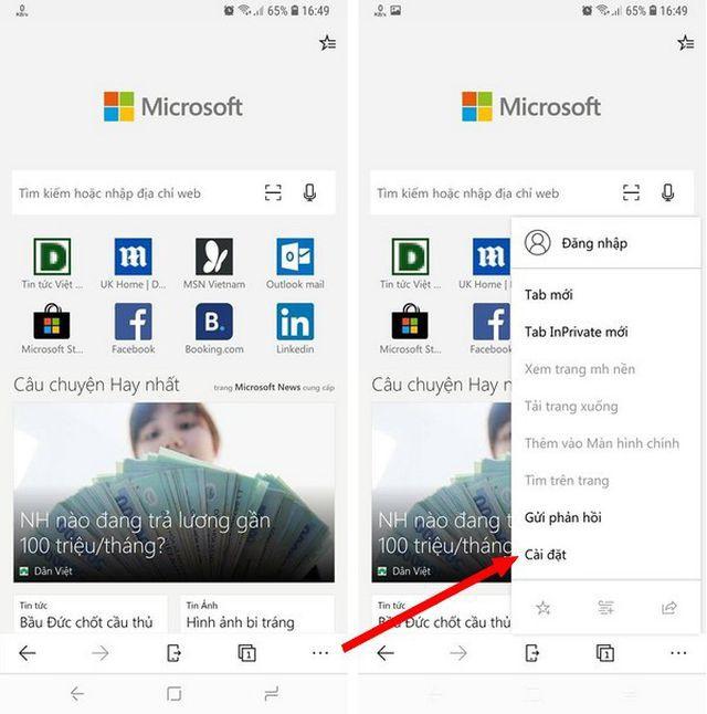 Trình duyệt Microsoft Edge thêm tính năng cảnh báo khi người dùng đọc tin tức giả mạo - Ảnh 1.