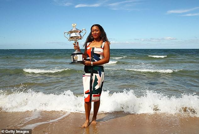 Tay vợt nữ số 1 thế giới vẫn chưa chọn quốc tịch Nhật hay Mỹ - Ảnh 2.