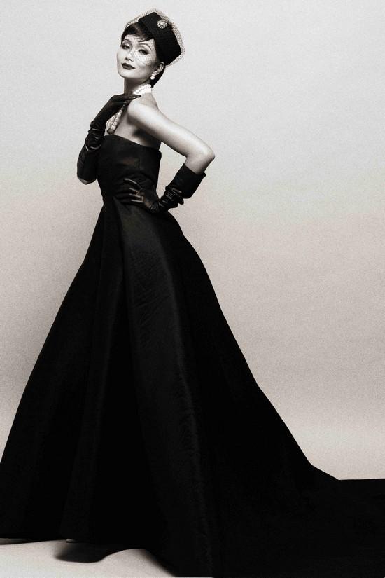 Khi HHen Niê theo phong cách Audrey Hepburn - Ảnh 2.