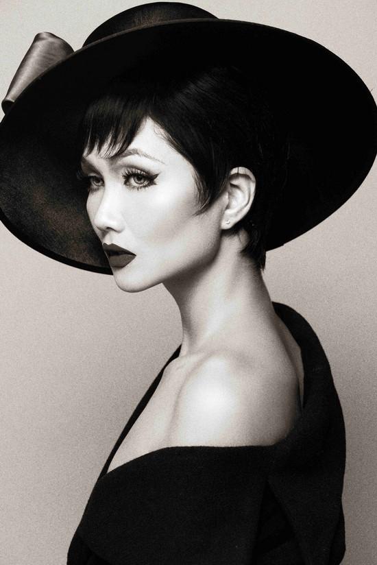 Khi HHen Niê theo phong cách Audrey Hepburn - Ảnh 8.