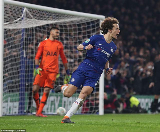 Chelsea vào chung kết League Cup nhờ thắng Tottenham ở loạt luân lưu  - Ảnh 1.