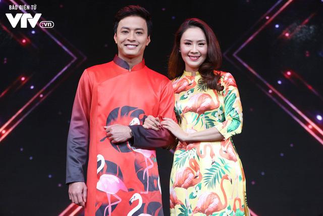 Dàn diễn viên Cả một đời ân oán, Quỳnh búp bê diện áo dài Tết đẹp chất ngất - Ảnh 7.