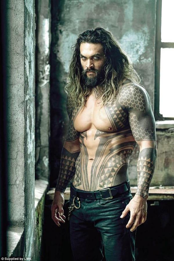 Sao nam Aquaman là người đàn ông hấp dẫn hành tinh - Ảnh 1.
