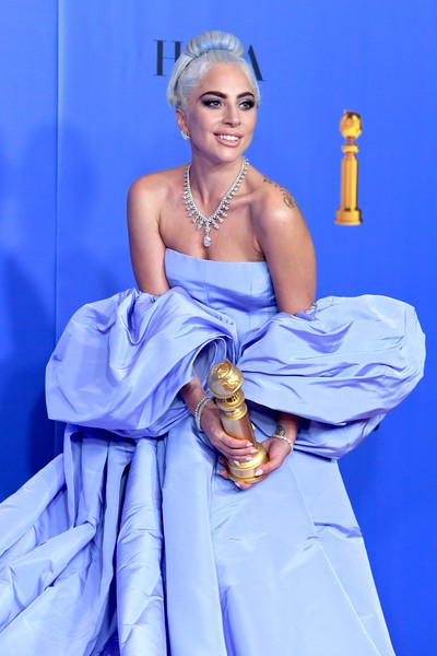 Quả cầu vàng 2019: Lady Gaga rực rỡ đến chói lóa - Ảnh 6.