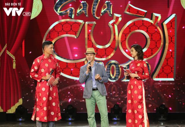 Hoa hậu Đỗ Mỹ Linh lần đầu xuất hiện ở Gala cười 2019 - Ảnh 7.