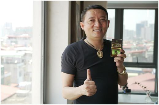 TPBVSK Vương Ngọc Xoang - Hỗ trợ điều trị viêm xoang cùng nghệ sĩ Chiến Thắng - Ảnh 2.