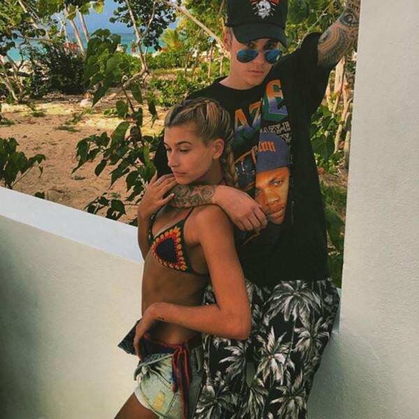 Nhìn lại cuộc tình sóng gió của cặp bạn thân Justin Bieber và Hailey Baldwin - Ảnh 8.
