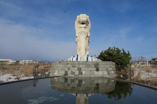 Hé lộ những điều bí mật ít biết về tượng sư tử biển nổi tiếng Singapore - Ảnh 5.