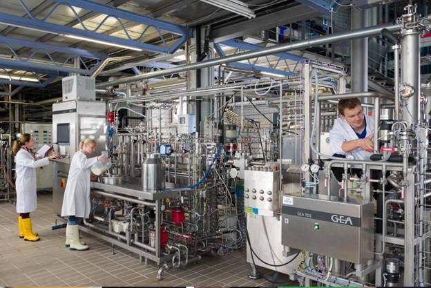Traphaco mất 2 năm kỳ công tìm hiểu đối tác sản xuất sữa từ New Zealand - Ảnh 3.
